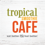 Catering Tropical Smootie Cafe Logo